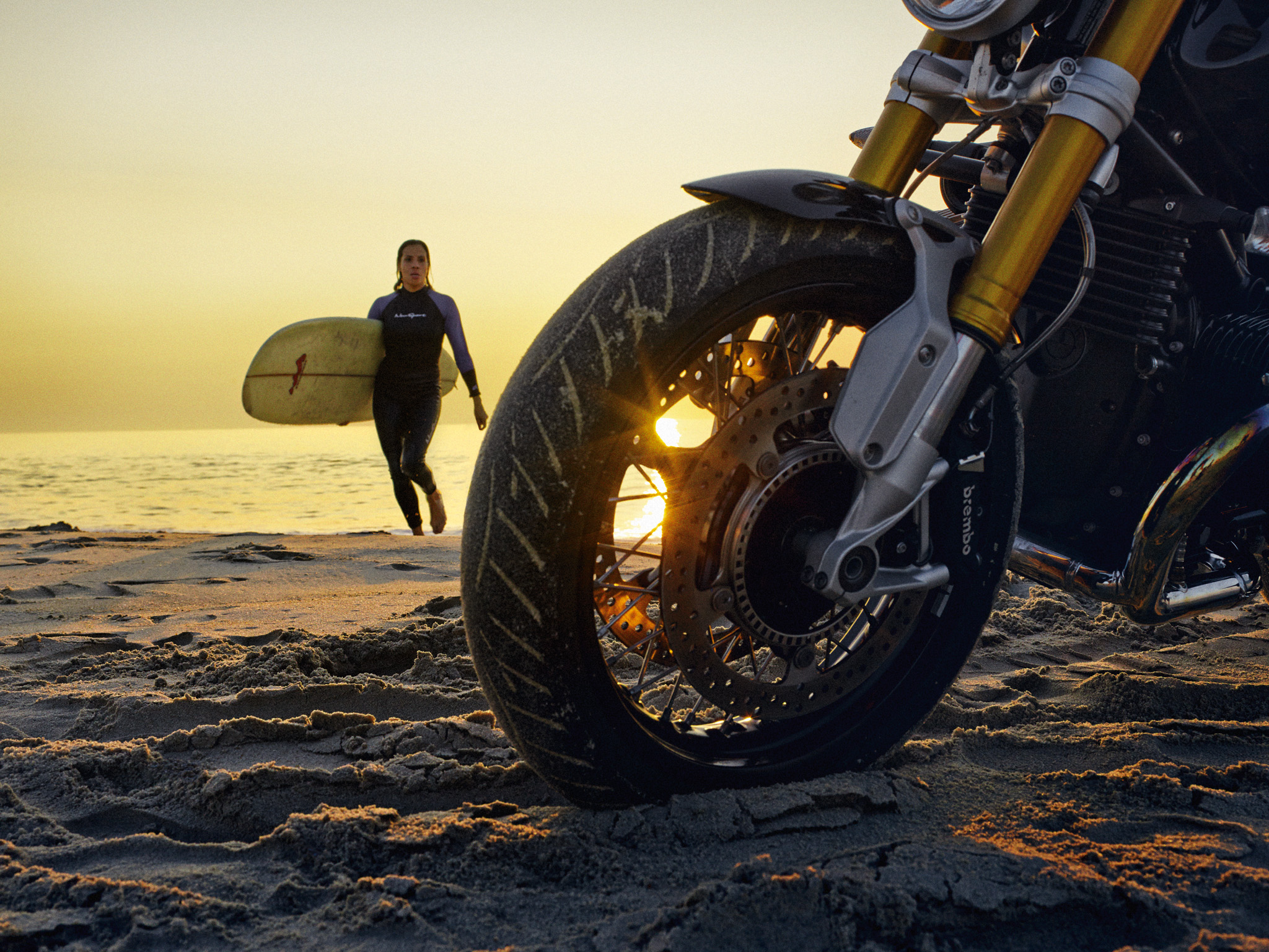 BMW Motorrad | Photographer Kristina Fender | Agency VCCP Berlin