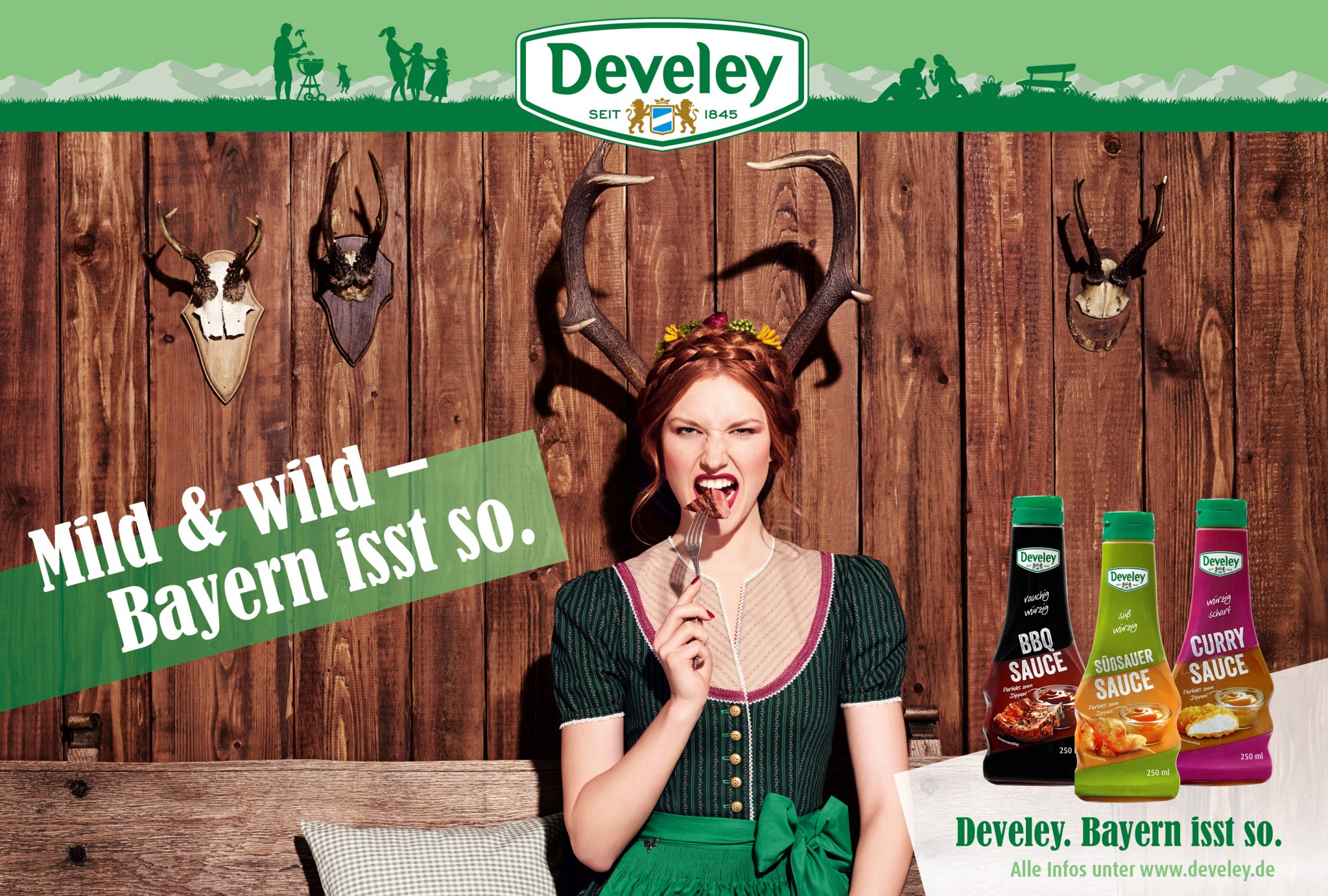 Develey | Photographer Maiwolf | Agency Serviceplan