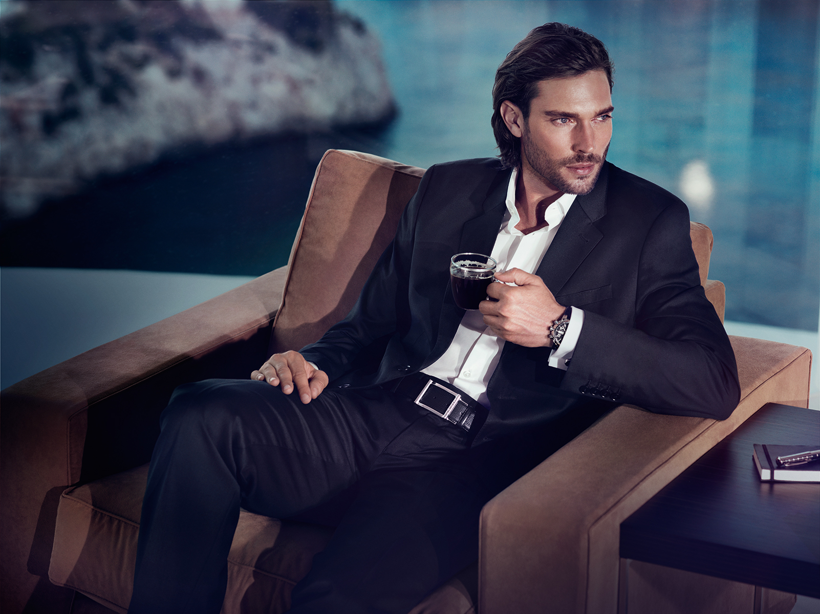 Client: Davidoff | Photographer: Stefano Galuzzi