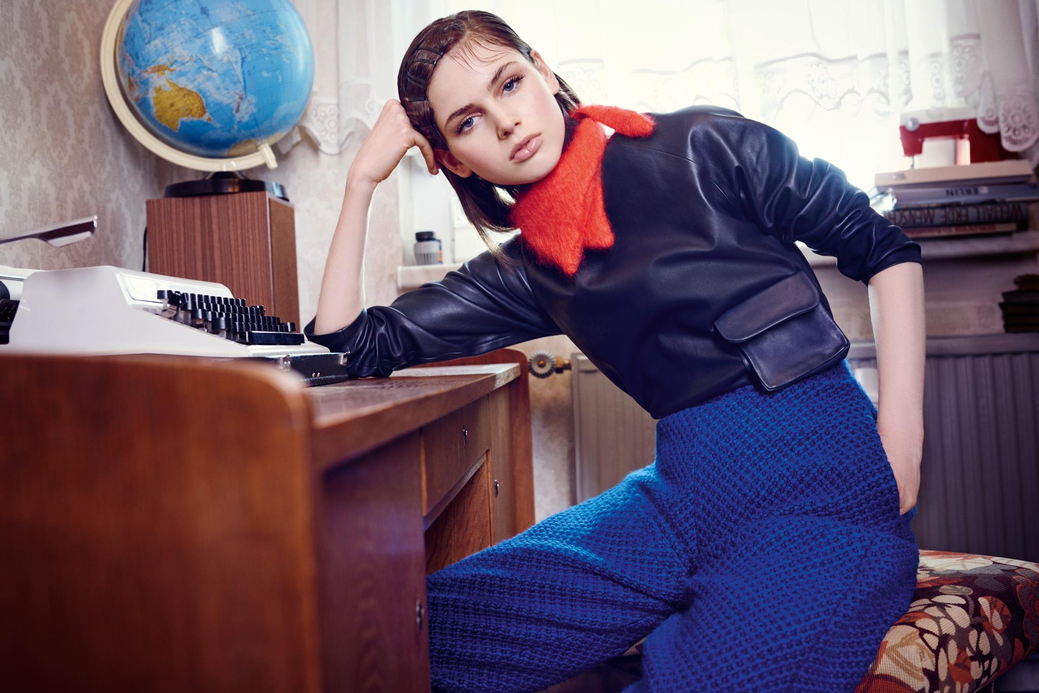 Marina Hoermanseder |Photographer Stefan Armbruster |Agency Schwester Schwarz