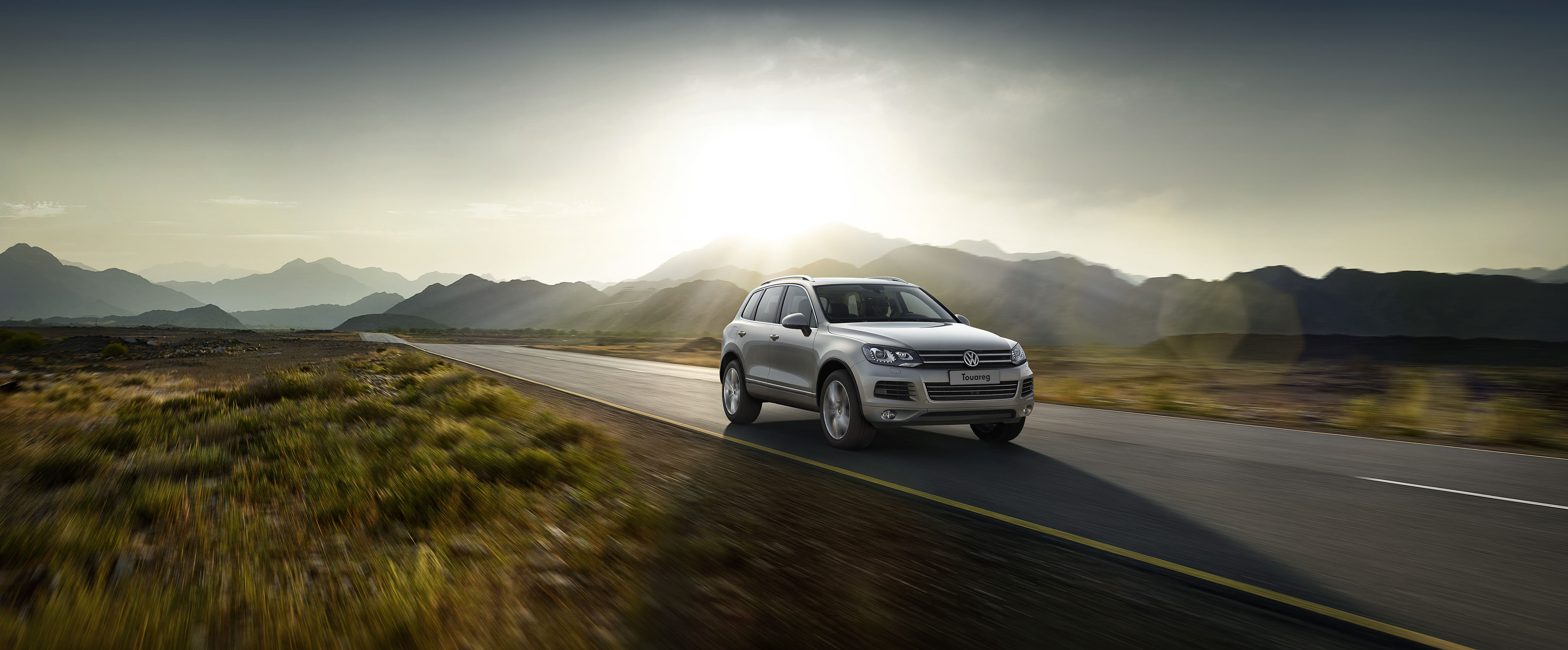 Client: Volkswagen Dubai | Photographer: Simon Puschmann