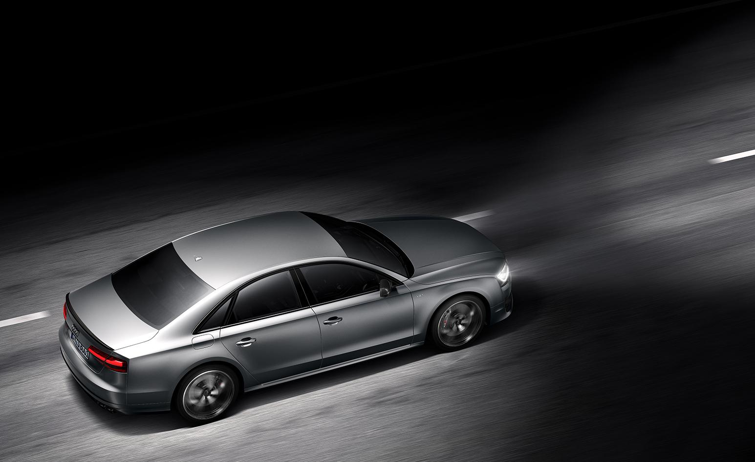 Audi S8 Plus |Full CGI | Agency Philipp und Keuntje