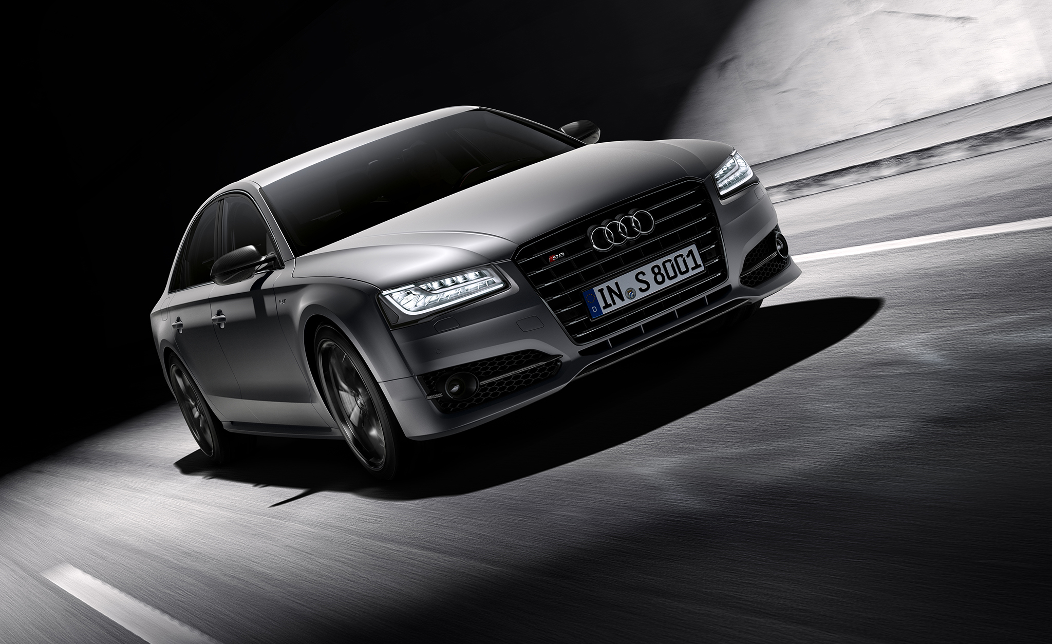 Audi S8 Plus | Full CGI | Agency Philipp und Keuntje