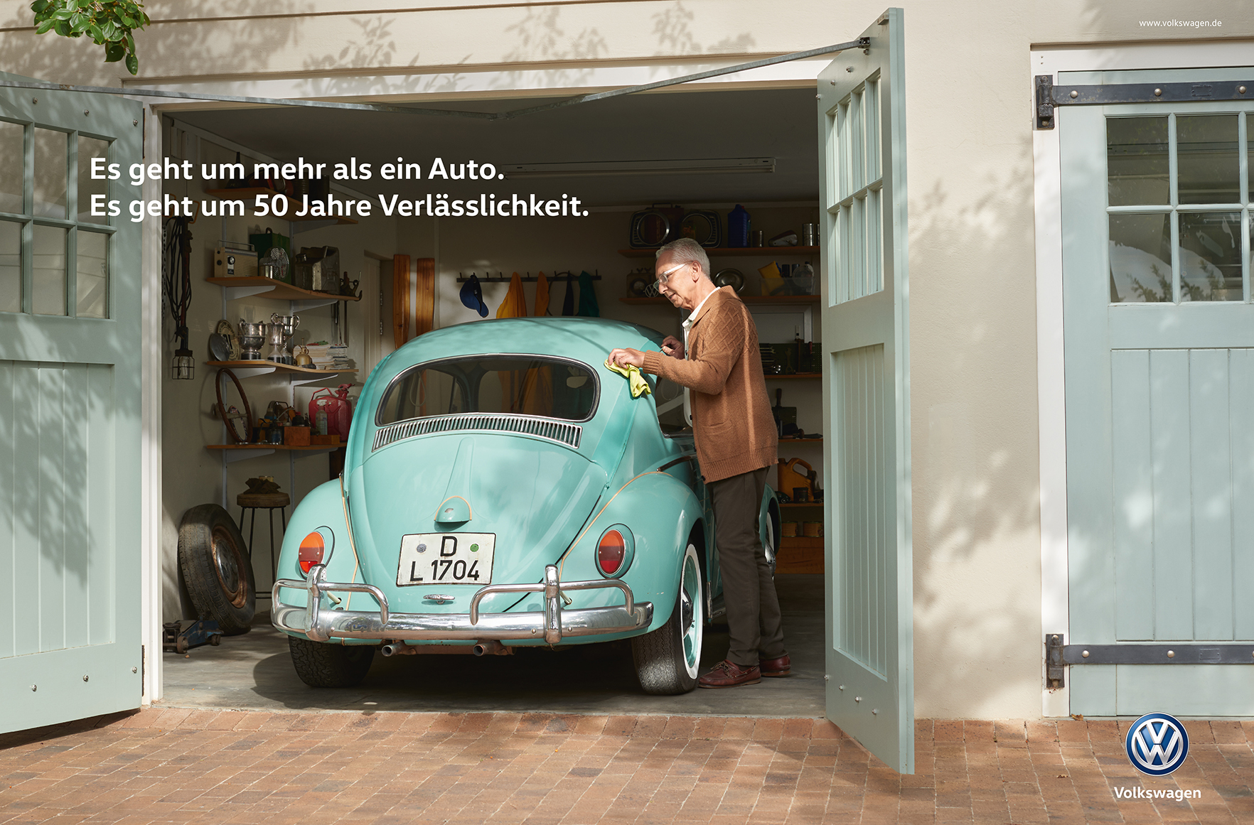 VW | Photographer Sven Schrader | Agency DDB Berlin