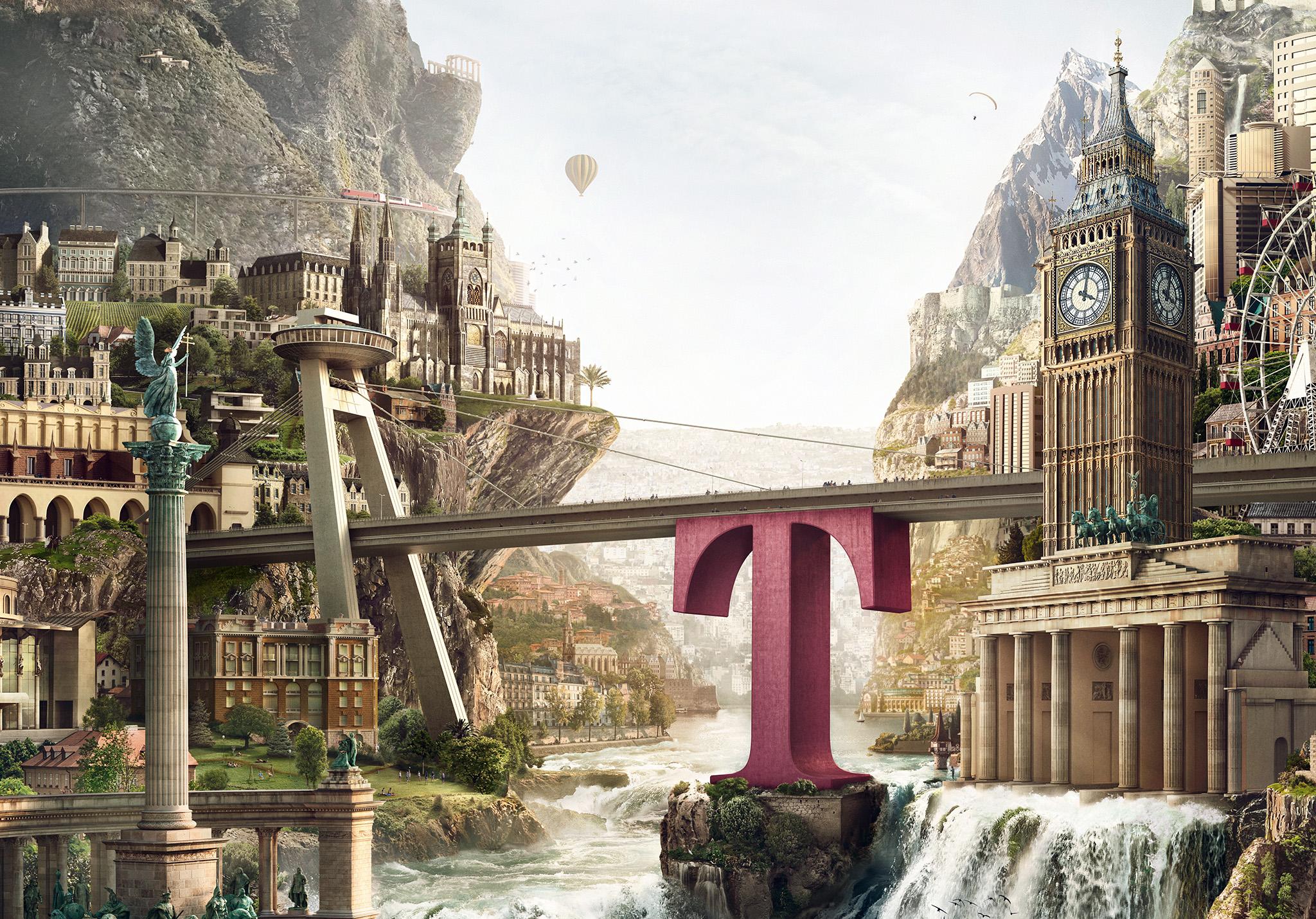 Telekom | Agency DDB Hamburg