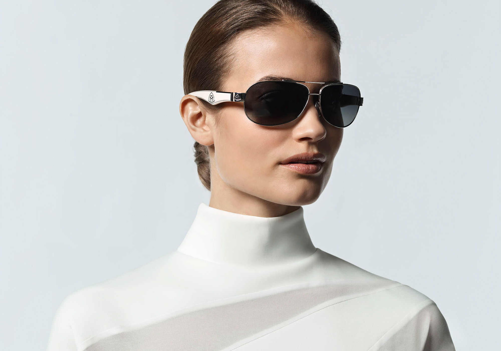 Maybach Glasses | Photographer Olaf Heine