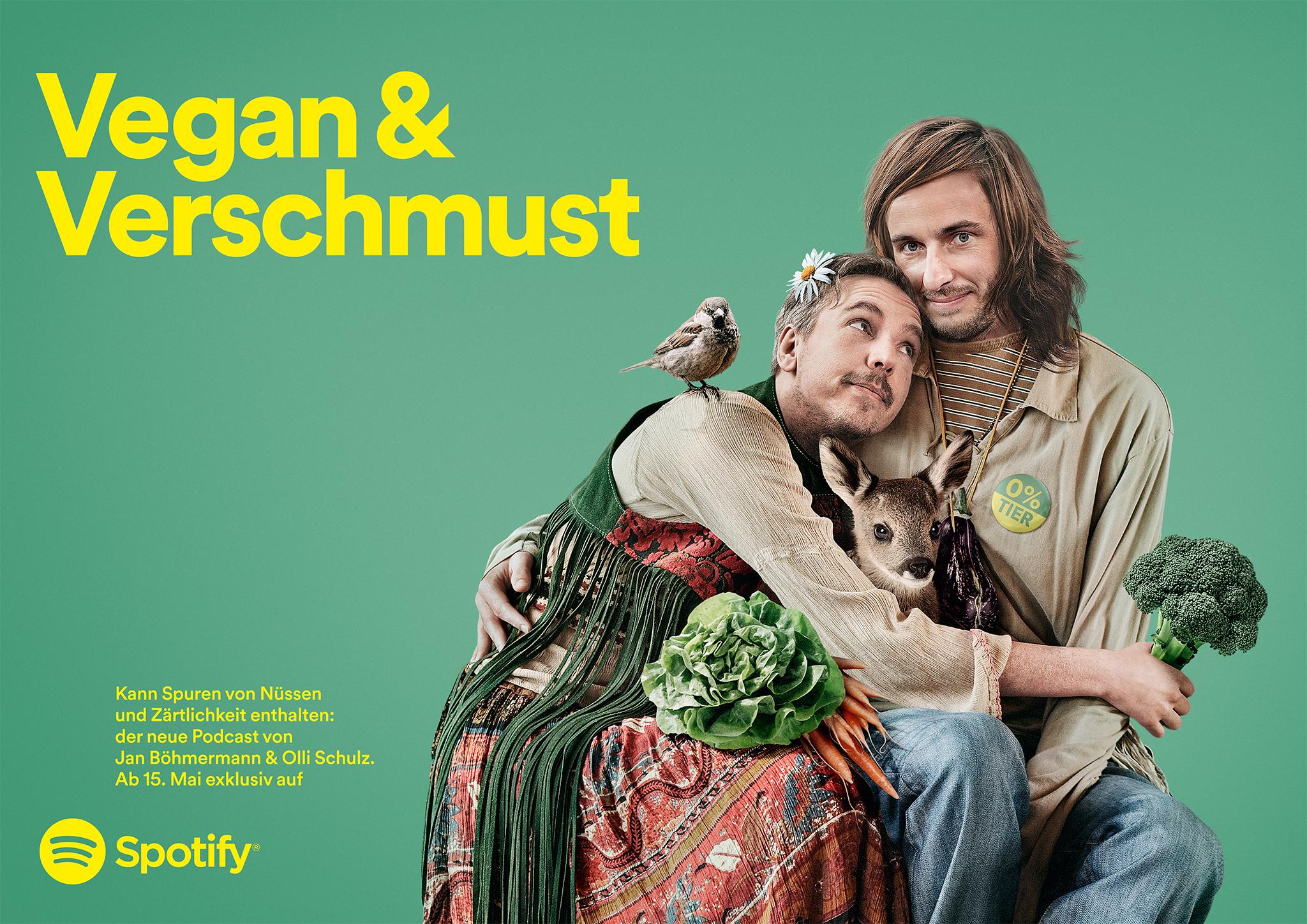 Vegan & Verschmust