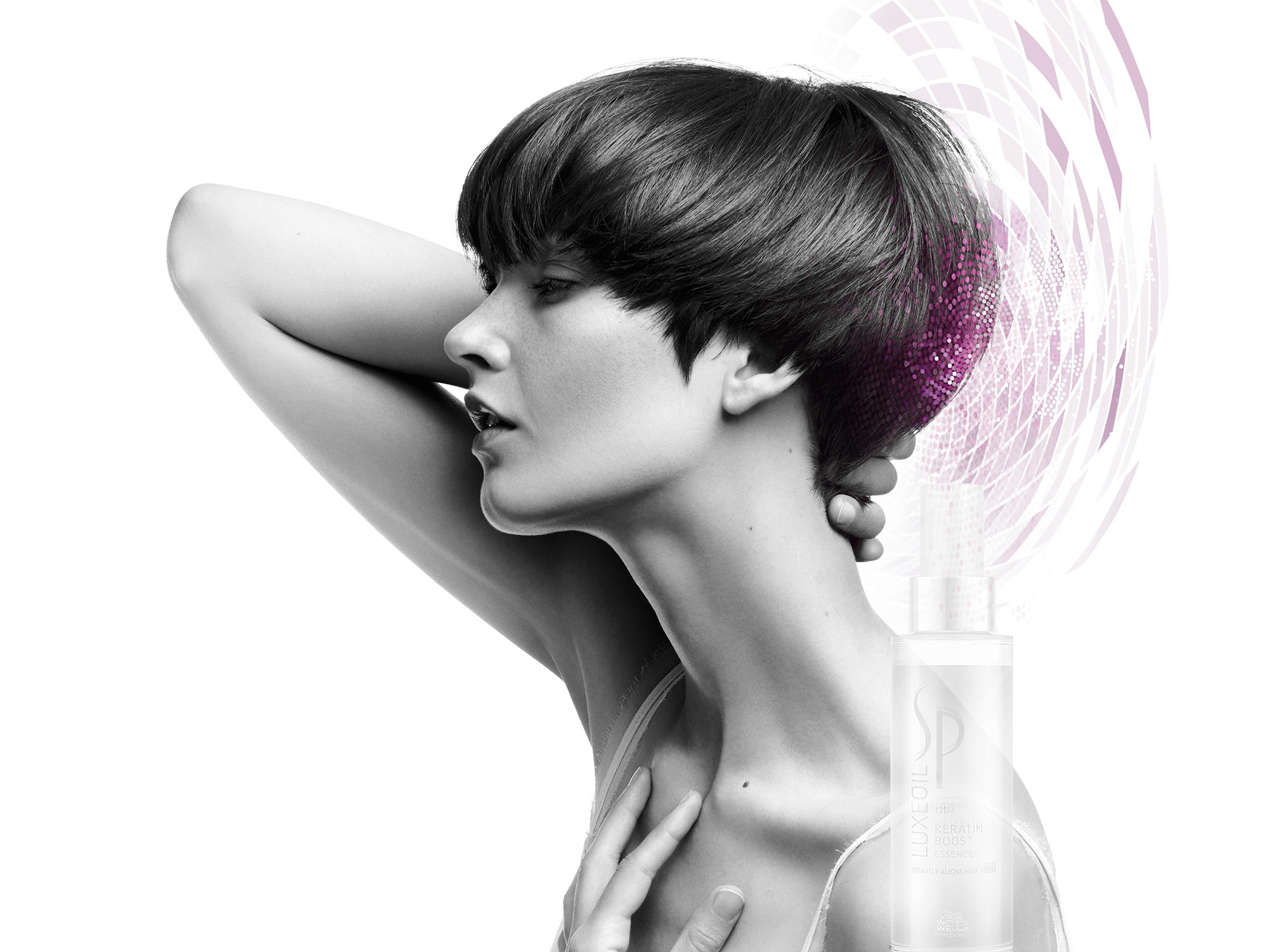 Wella SP |Photographer Victor Demarchelier | Agency Select World