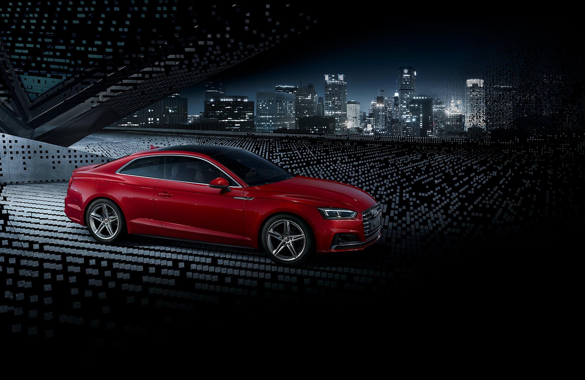 Client: Audi | Photographer: Markus Wendler | Agency: Kolle Rebbe