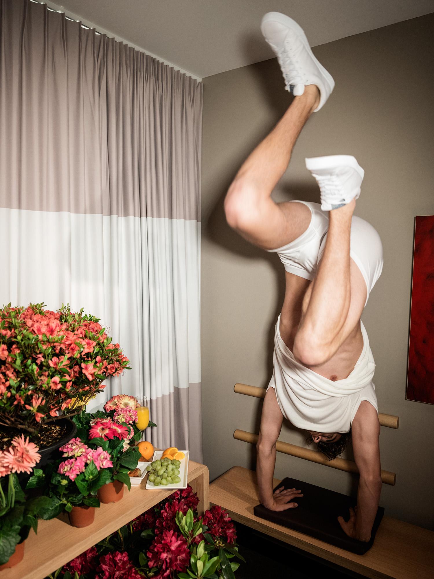 Photographer: Iouri Podladtchikov | Client: Ibis Hotels | Agency: JvM/Limmat
