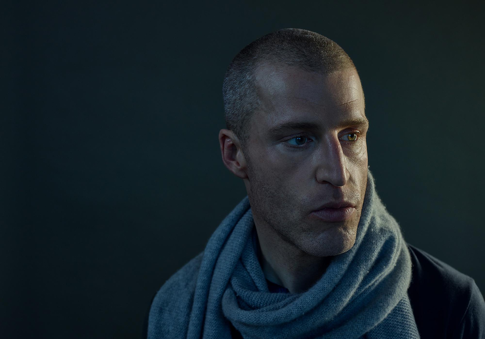 Benjamin von Stuckrad-Barre | Photographer Olaf Heine