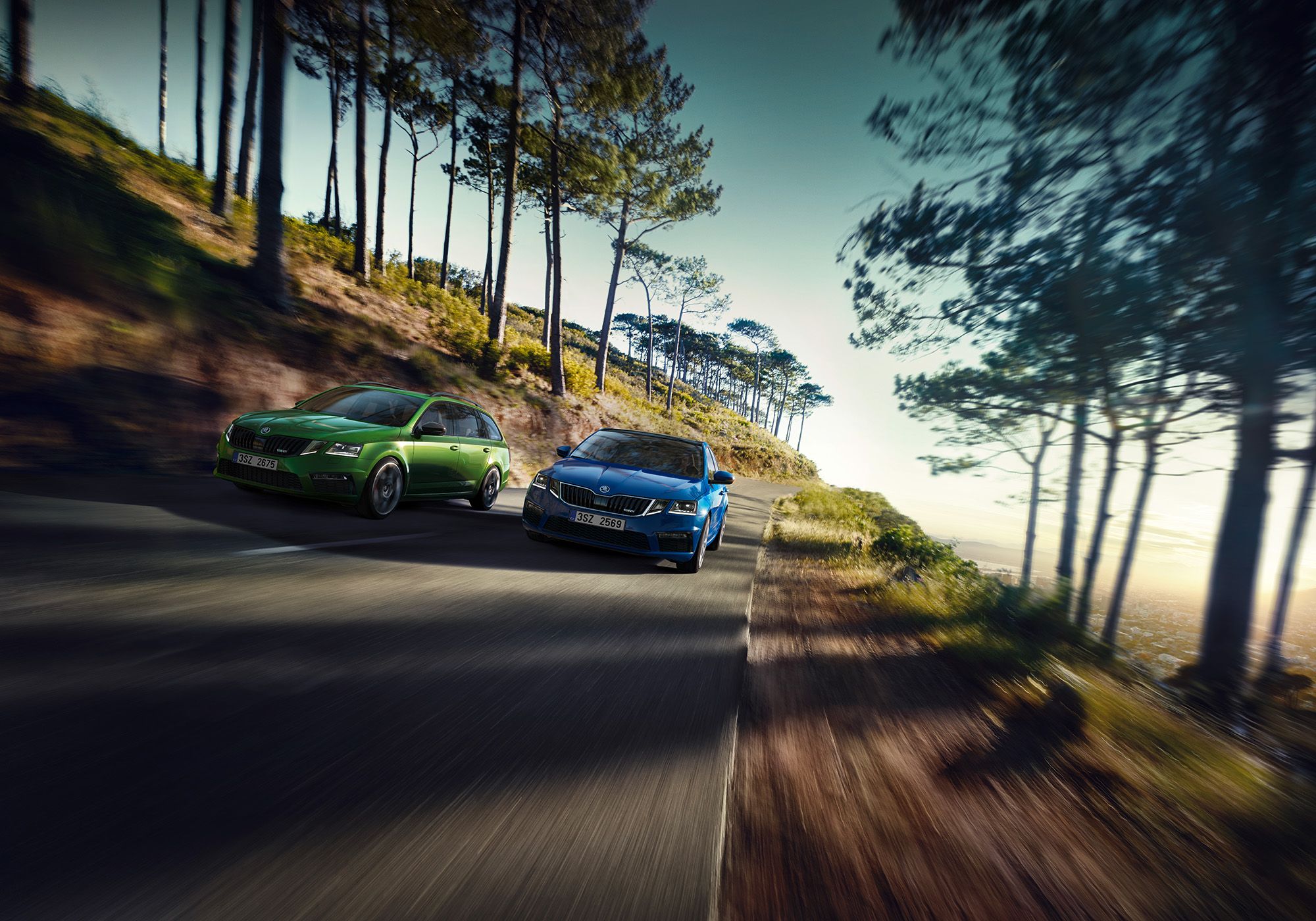 Client Skoda | Photographer David Maurer
