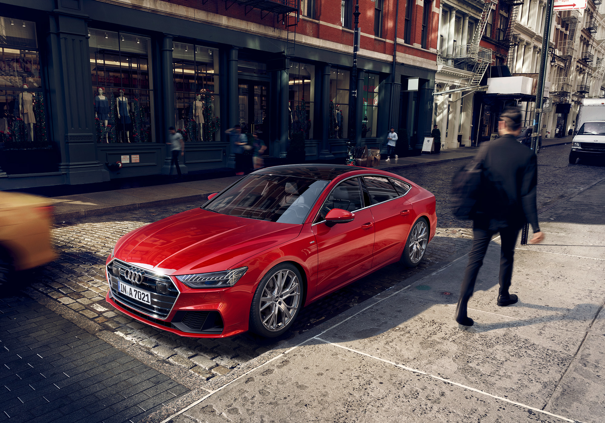 Client Audi | Photography Frithjof Ohm | Agency PUK