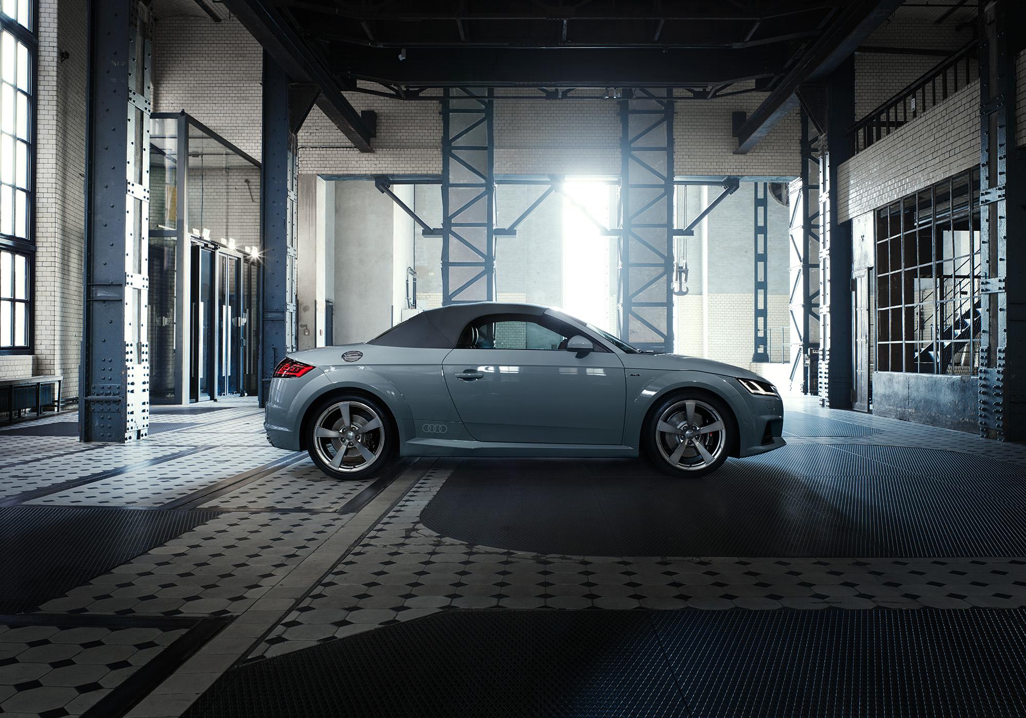 Client Audi | Photographer Jan Steinhilber | Agency Philipp und Keuntje