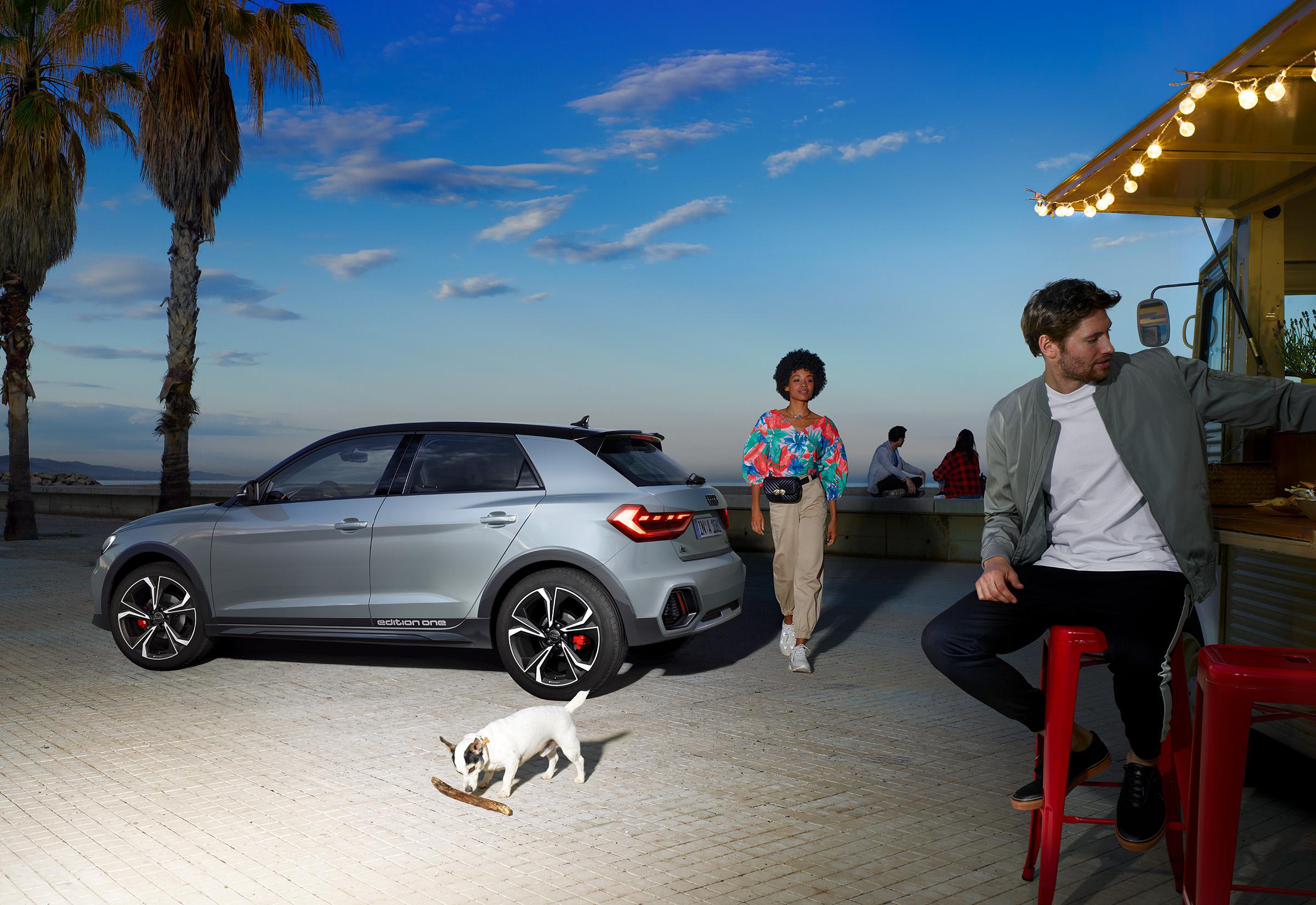 Client Audi   photographer Jan Friese   Agency thjnk