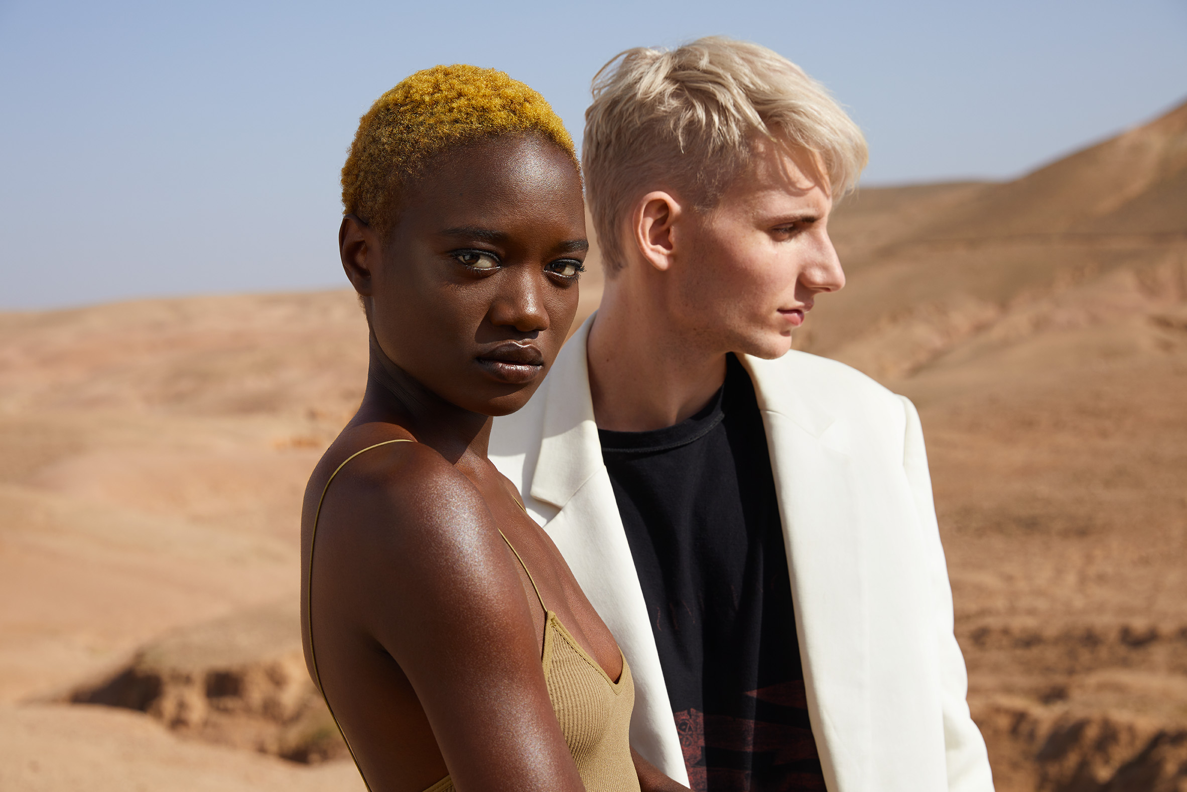 Client Wella | Photographer Camilla Armbrust | Agency T&PLondon