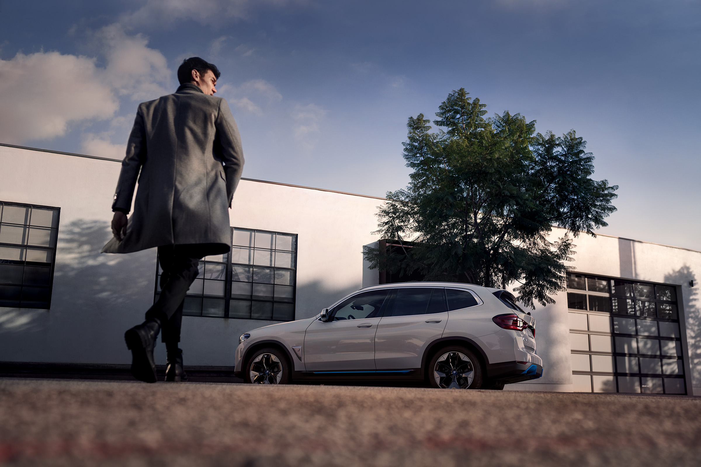Client BMW | Photographer Anton Watts