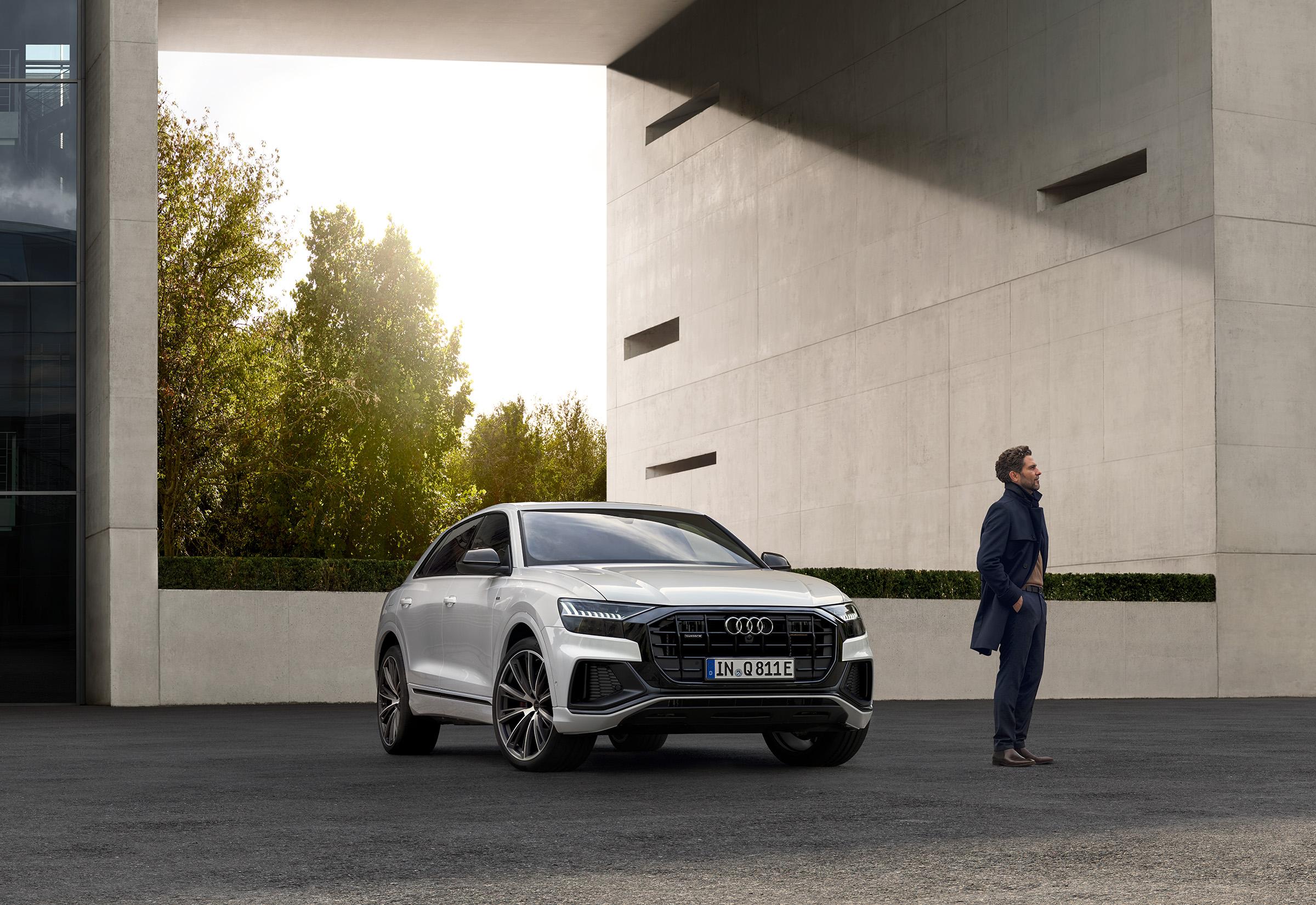 Photographer Marcus Philipp Sauer | Client Audi | Agency PUK